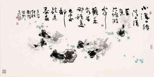 青州籍十大书画名家作品展 -今日青州数字报刊